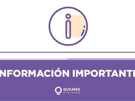 Alerta meteorológica por tormentas fuertes, granizo e intensas ráfagas para Quilmes