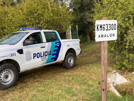Fuertes imágenes: delincuentes intentaron robar una casa de La Plata y terminaron masacrados
