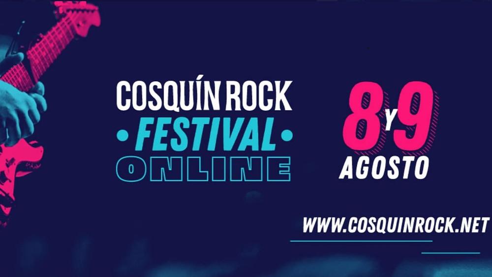 Con una ambiciosa propuesta, se pone en marcha el primer Cosquín Rock virtual e interactivo