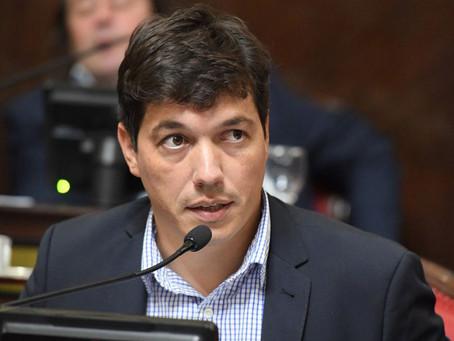 """Bozzano: """"Los que eliminaron el Ministerio de Salud nos quieren explicar cómo afrontar una pandemia"""""""