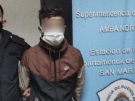 Delincuente juvenil baleó a un hombre para robarle el auto y emprendió cinematográfica huida