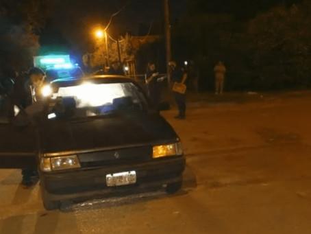 Merlo: policía abatió a un delincuente que intentó asaltarlo en la parada de colectivos