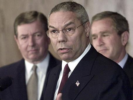 Murió por coronavirus Colin Powell, exsecretario de Estado norteamericano