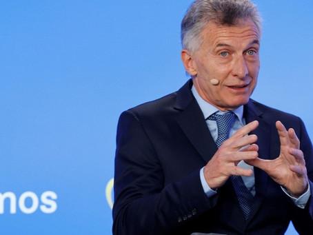 Desde España, Macri insistió en cuestionar medidas sanitarias para frenar la segunda ola