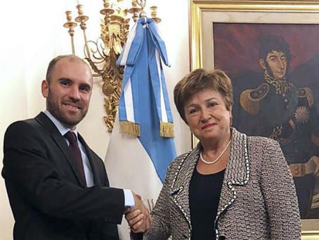 Guzmán viaja a Washington a negociar un nuevo acuerdo más flexible con el FMI