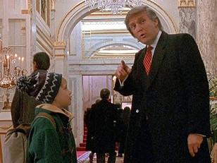"""Macaulay Culkin se une a los pedidos a eliminar a Trump de """"Mi pobre angelito 2"""""""