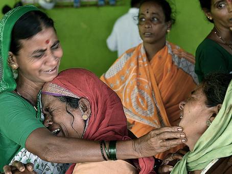 Ascienden a 158 los muertos por las lluvias monzónicas en India