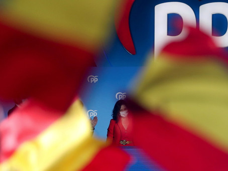 """Madrid anuncia la creación de una """"Oficina del Español"""" y estallan las redes"""