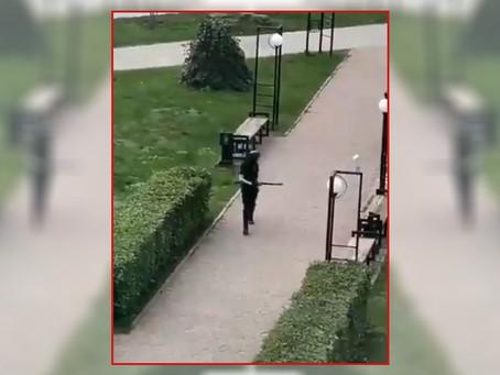 Un estudiante mató a tiros al menos a seis personas en una universidad de Rusia