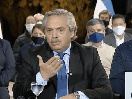 Inminente aumento salarial policial: Fernández creará un fondo de financiamiento para la Provincia