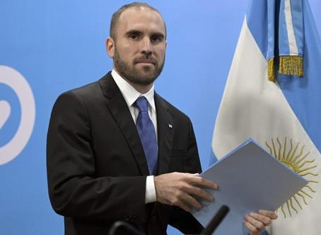 """Guzmán: """"El Presupuesto 2021 es un paso fundamental en el proceso de estabilización de la economía"""""""