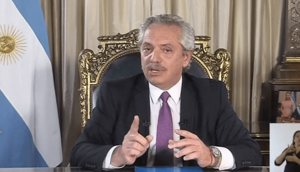 """Alberto Fernández analiza parar a la Argentina """"por 10 días"""""""