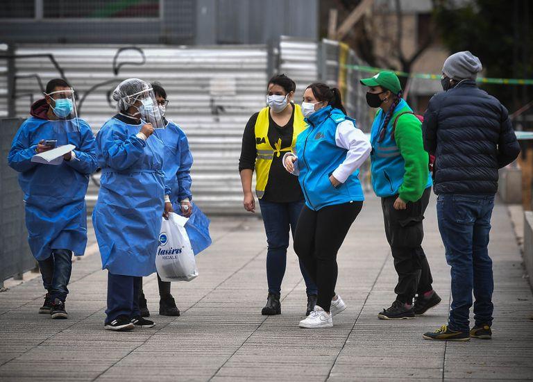 2.401 casos de coronavirus y 14 nuevas muertes: ¿Cómo están Quilmes, Avellaneda y La Matanza?
