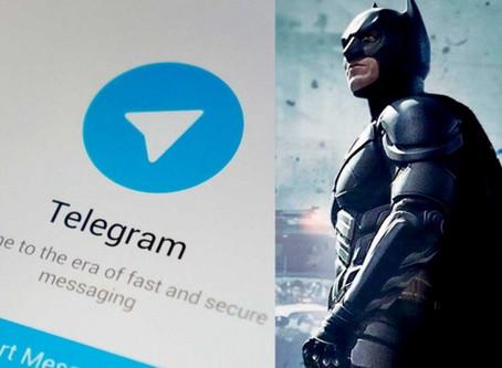"""Telegram sigue innovando y ganando terreno frente a Whatsapp: ¿Qué es el """"Modo Batman""""?"""