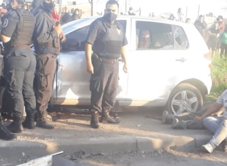 Tragedia en Laferrere: corrían picada, atropellaron a familia y mataron a nene de 6 años