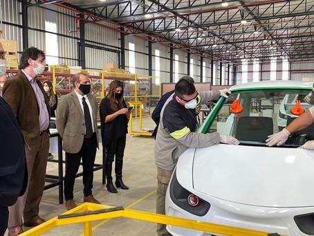 Proyectan que la industria automotriz nacional producirá un mínimo de 450.000 unidades este año
