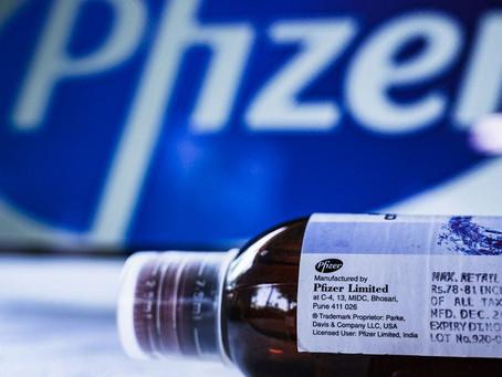 Pfizer anunció que su vacuna alcanzó una efectividad del 95%, la mayor hasta el momento