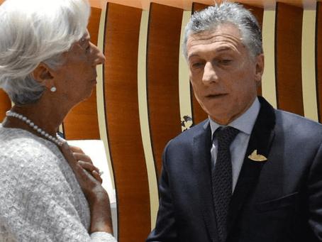 """Alberto Fernández: """"El FMI es corresponsable de lo que se vivió en Argentina"""""""