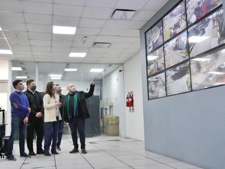 El ministerio de seguridad de la Nación ponderó la inversión histórica en seguridad en Quilmes