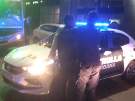 Quilmes: Rápido accionar de la patrulla urbana para detener a delincuente que asaltó a dos pasajeras