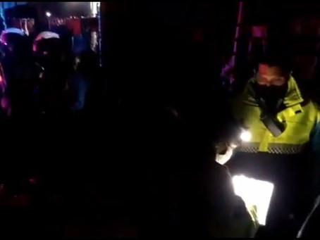 La Plata: desalojan una fiesta clandestina con más de 150 personas