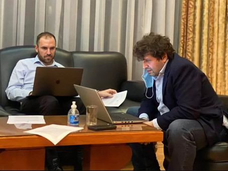 Chodos recomendó no apurarse en la negociación con el FMI