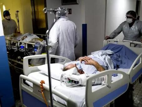Decretan cinco días de duelo nacional por los más de 100 mil muertos por coronavirus
