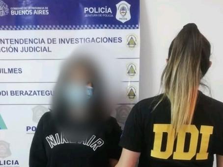 Berazategui: policía federal está acusada de asesinar a su novio de un tiro en la cabeza