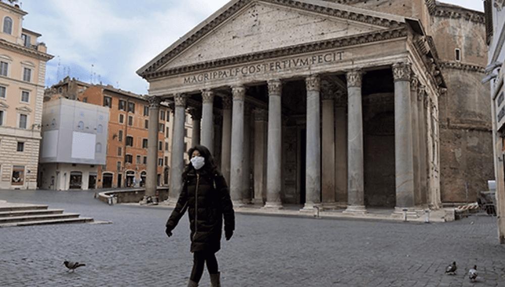 Record de mortalidad en italia