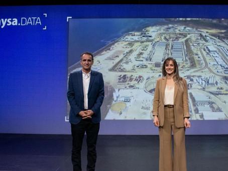 Galmarini y Katopodis lanzaron AySA.DATA, una plataforma virtual de participación ciudadana