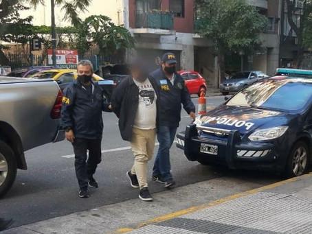 Operación Camarón: cayó en Pacheco al último prófugo de la organización criminal