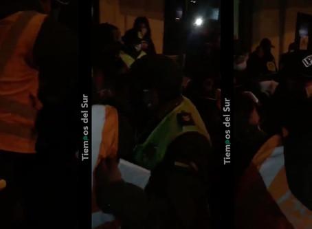 """VIDEO: Evo acusó al Gobierno de facto de Bolivia de """"impedir con violencia el ingreso de veedores"""""""