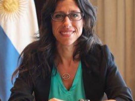 """Paula Español destacó como """"fundamental para reactivar el consumo"""" el programa Ahora 12"""
