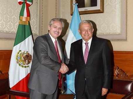 Alberto Fernández viaja mañana a México por los 200 años de la independencia del país