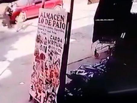 Dock Sud: atropelló a un nene de 3 años, se dio a la fuga y simuló que le habían robado el auto