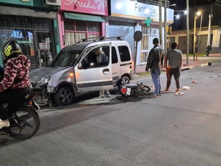 Accidente Fatal en Quilmes: Un jubilado falleció tras un choque