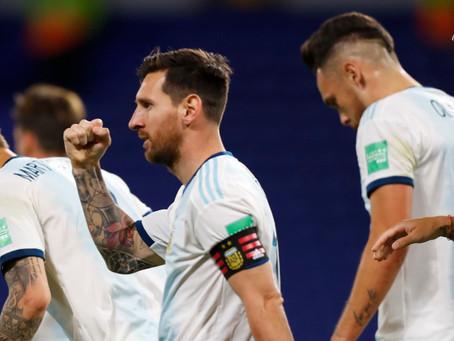 ¿Cómo estuvo el rating en la noche de la victoria de la Selección?