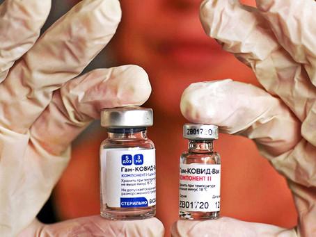 """La agencia Bloomberg elogió la vacuna Sputnik V: """"Es la favorita en la lucha contra la pandemia"""""""