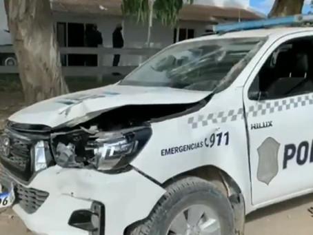 Tres Arroyos: la policía recibió un llamado sobre una fiesta clandestina pero fue una emboscada