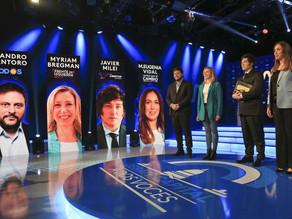 Debate entre los candidatos de la Ciudad de Buenos Aires: Santoro fue el gran ganador de la noche