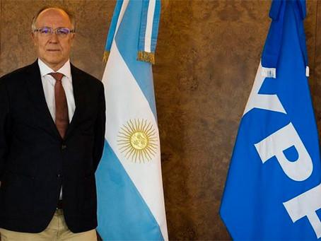 Nielsen deja la presidencia de YPF y lo reemplazará el diputado Pablo González