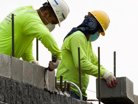 Destacan la generación de empleo con la construcción de viviendas en municipios