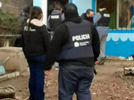 Detienen a nueve personas en allanamientos para desarticular una banda delictiva en Pilar