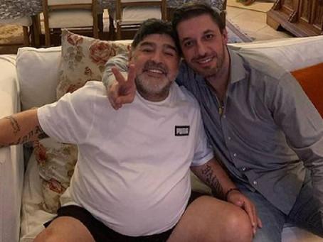 """El abogado Matías Morla salió a defender a Luque: """"Solo yo sé lo que hiciste por la salud de Diego"""""""