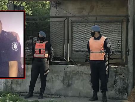 LaFerrere: policía sacaba el auto, lo abordaron motochorros y lo mataron de un disparo en la cabeza