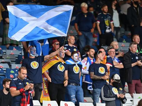 Escocia detectó 2.000 casos de coronavirus entre personas que asistieron a eventos de la Eurocopa