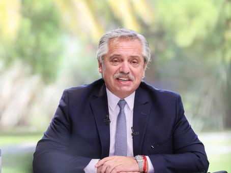 Alberto Fernández inauguró 5 Centros Modulares Sanitarios en ciudades turísticas