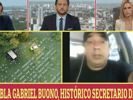 """Histórico secretario de Maradona: """"A Diego lo mataron, hubo una desidia total"""""""