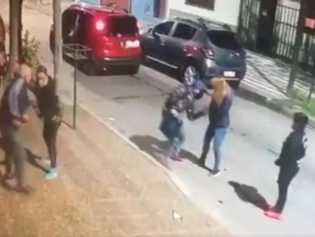 Impactante robo en Sarandí: golpearon a un menor, atacaron a sus abuelos y se llevaron el auto