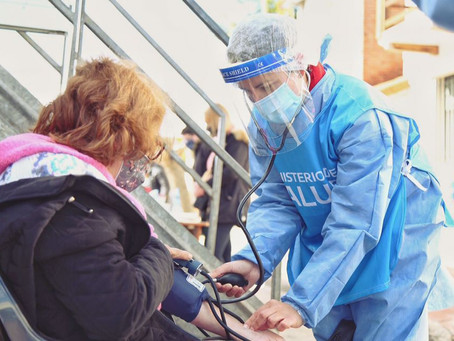 Coronavirus en Argentina: 315 muertes y 9.909 contagios en las últimas 24 horas